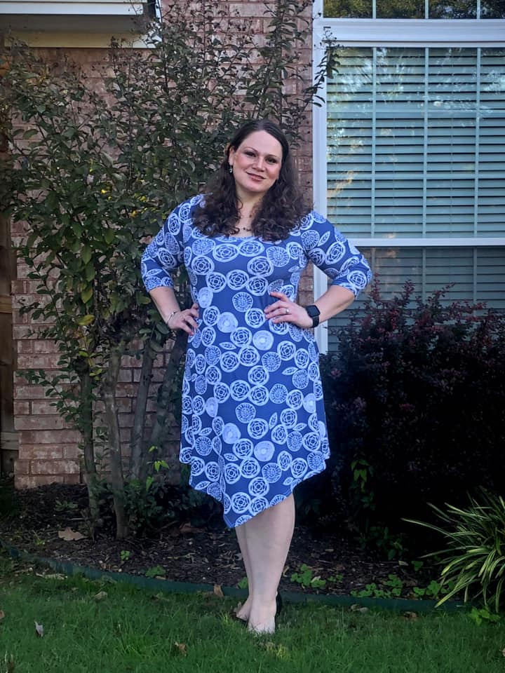 To The Point Tunic & Dress Pattern
