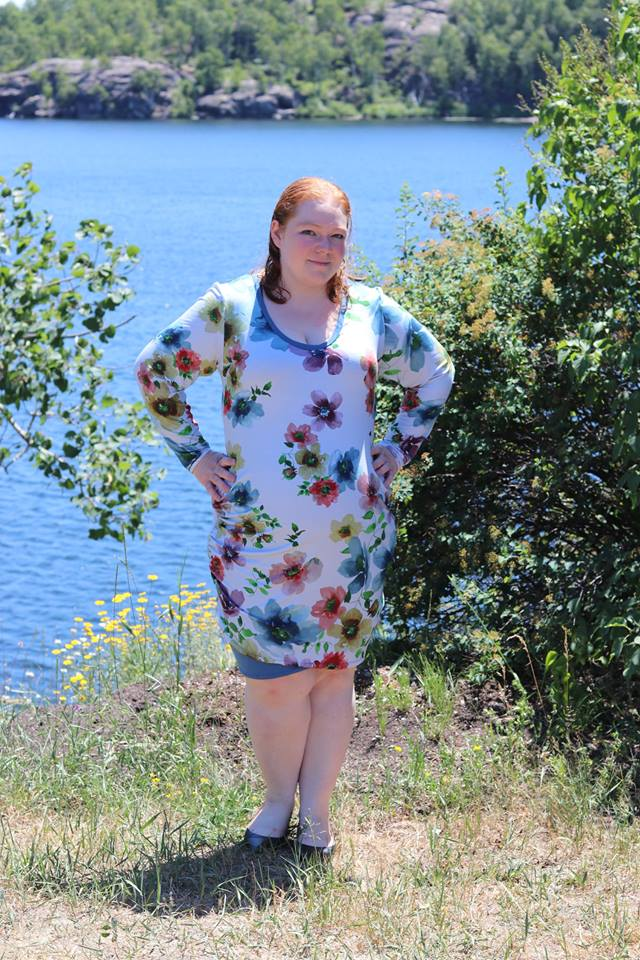 Women's Tulip Dress & Tunic Pattern - Ellie and Mac, Digital (PDF) Sewing Patterns | USA, Canada, UK, Australia