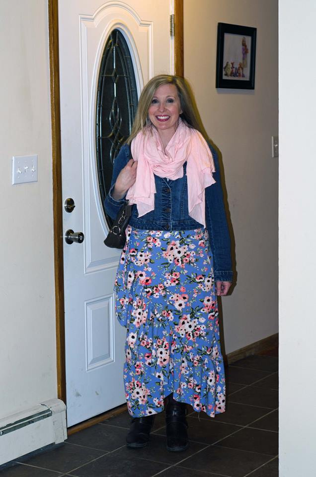 Women's Wrap Skirt Pattern