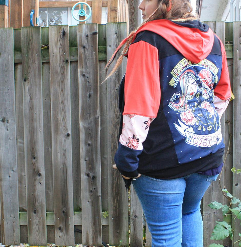 Zip It Jacket Pattern