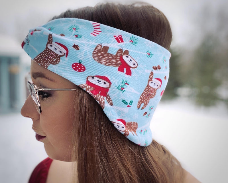 Ear Warmer Pattern