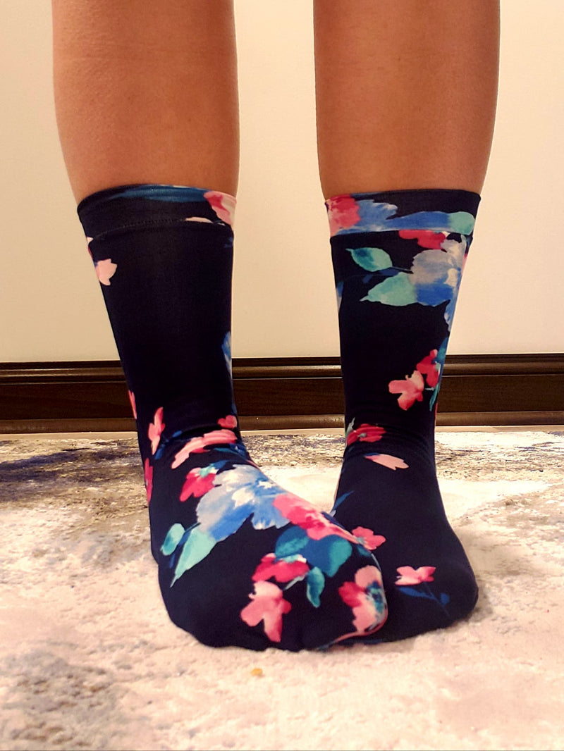 Sew It Forward Sock Pattern