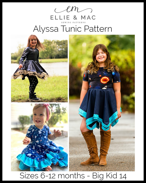 Alyssa Tunic Pattern