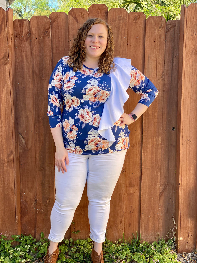 Forever Flounce Top Pattern