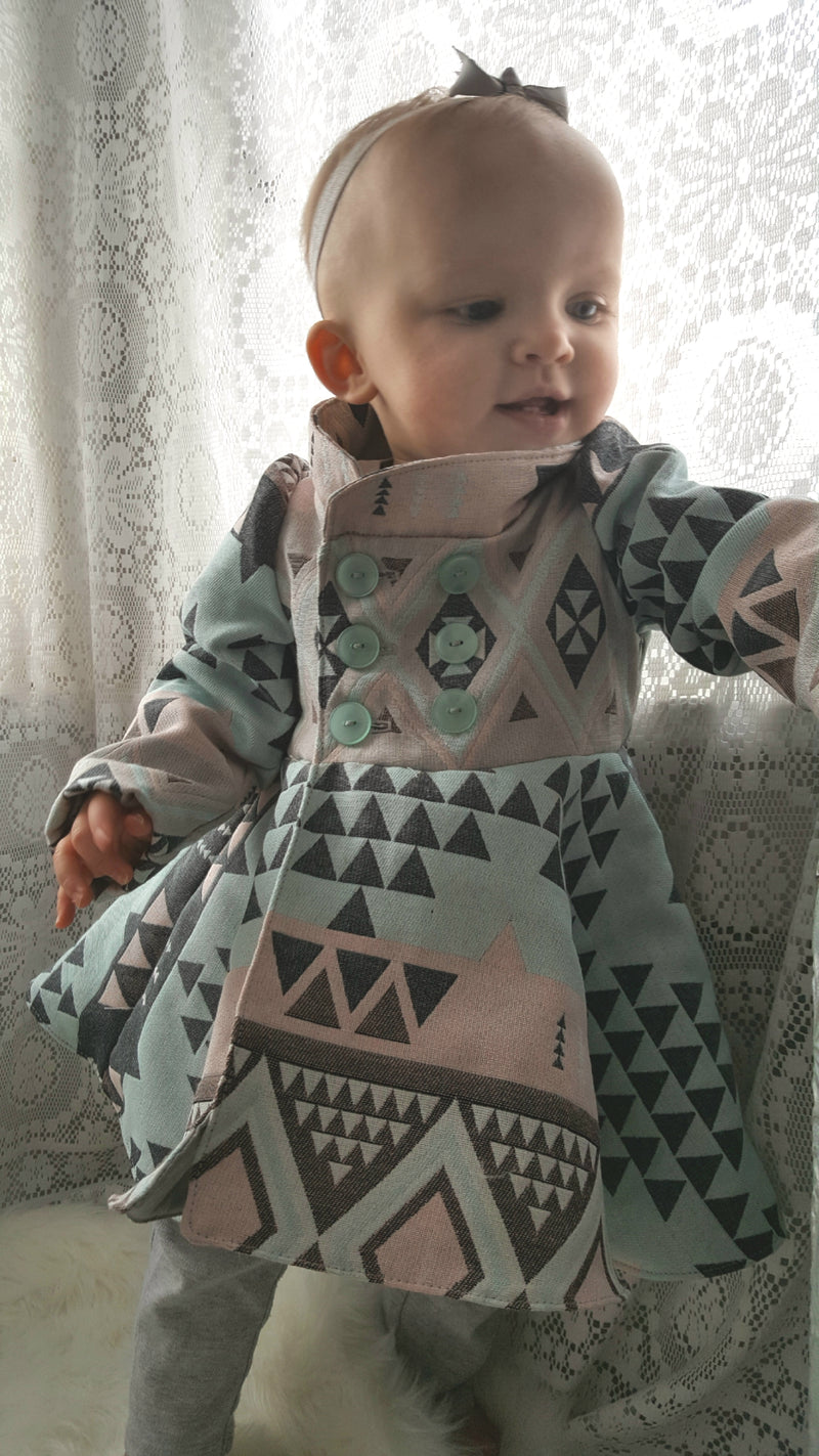 Child & Adult Duchess Jacket Pattern Bundle