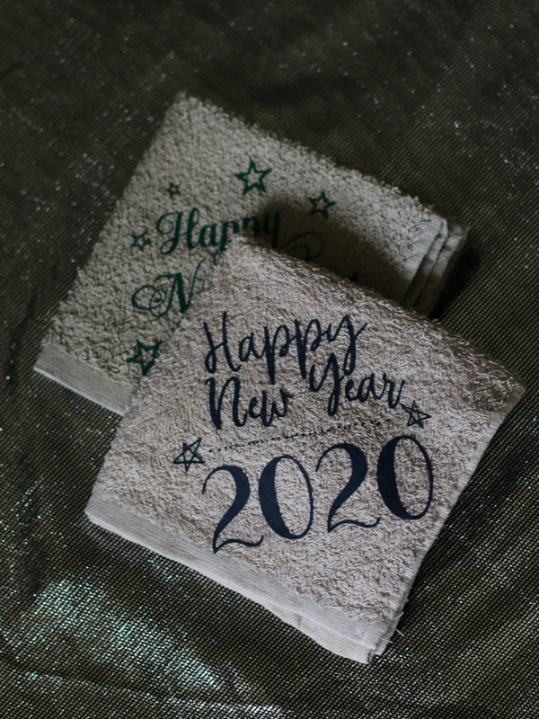 Happy New Year 2020 Cut File