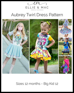 Aubrey Dress Pattern