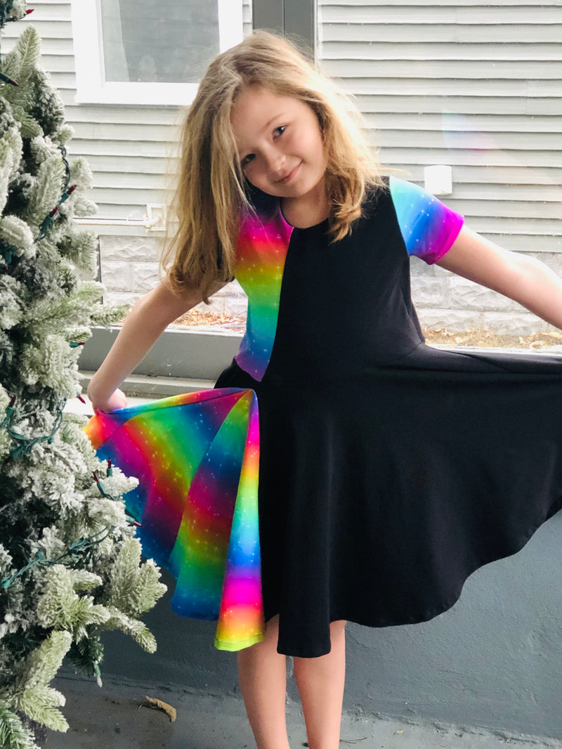 Twirl Magic Dress Pattern