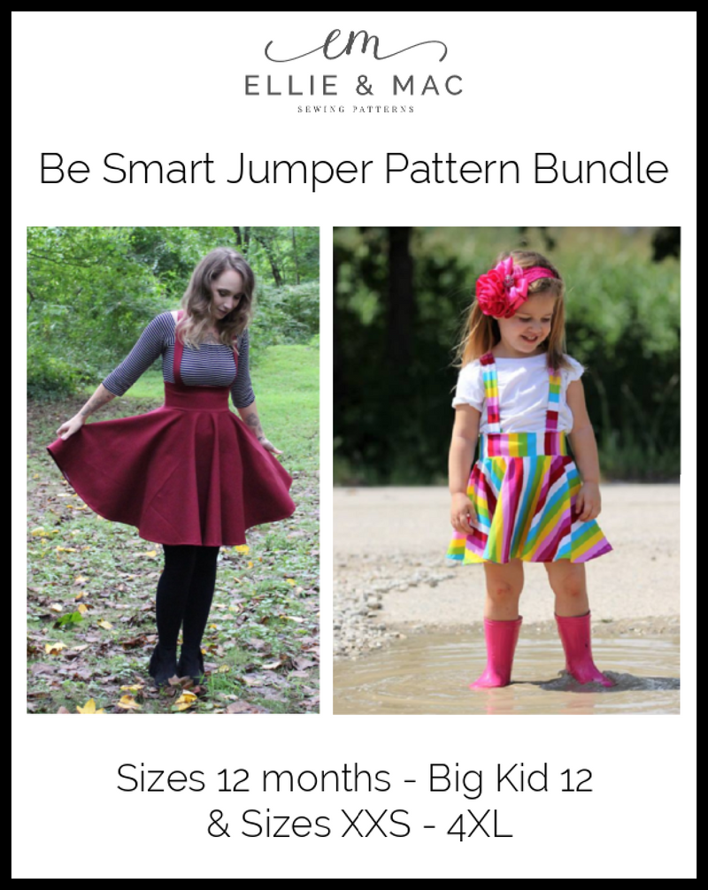 Be Smart Jumper Pattern Bundle