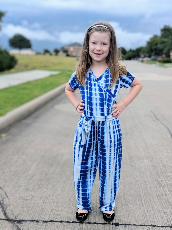 Kids South Shore Romper Pattern
