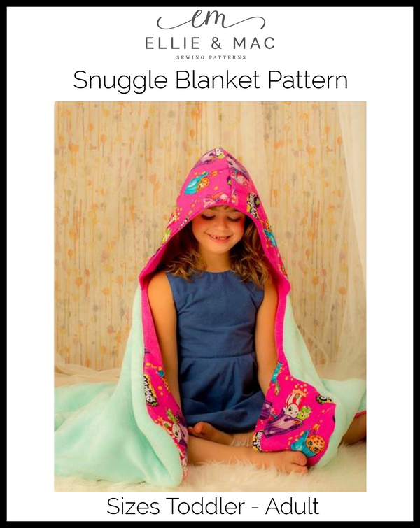 Snuggle Blanket Pattern