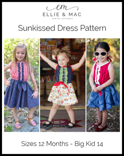 Sunkissed Dress Pattern