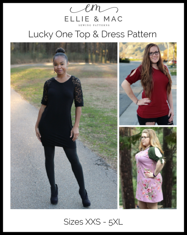 Lucky One Top & Dress Pattern