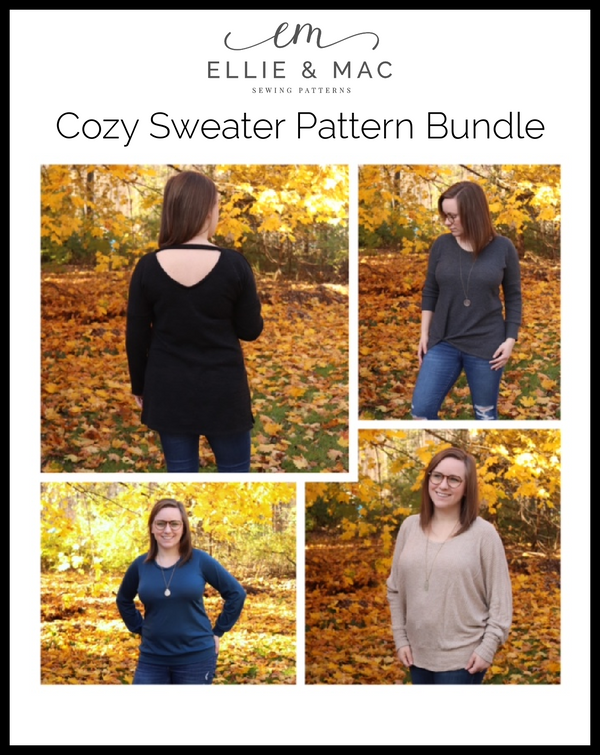 Cozy Sweater Pattern Capsule