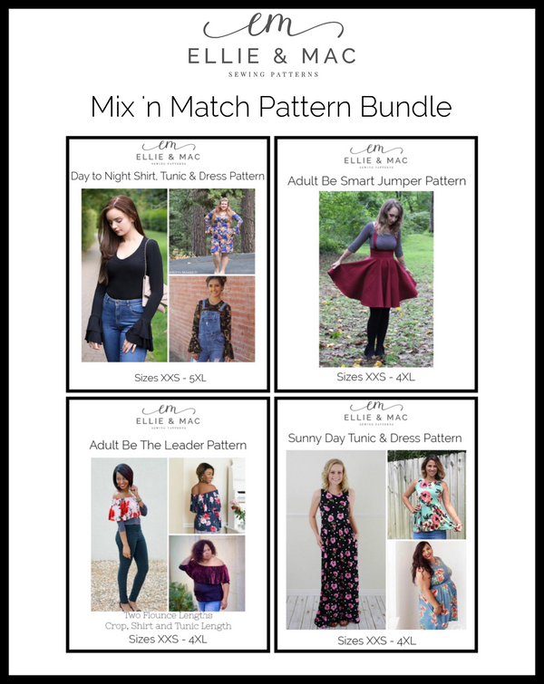 Mix n' Match Pattern Bundle
