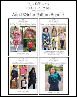 Winter Pattern Bundle 1