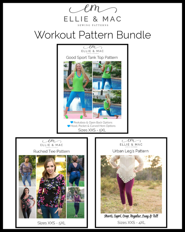 Workout Pattern Bundle