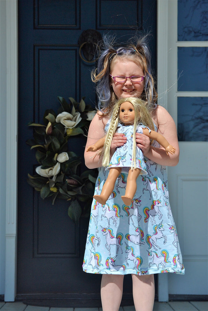 Cape Cod Doll Pattern