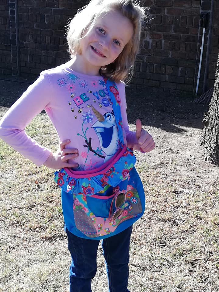 Kids Carry All Purse Pattern