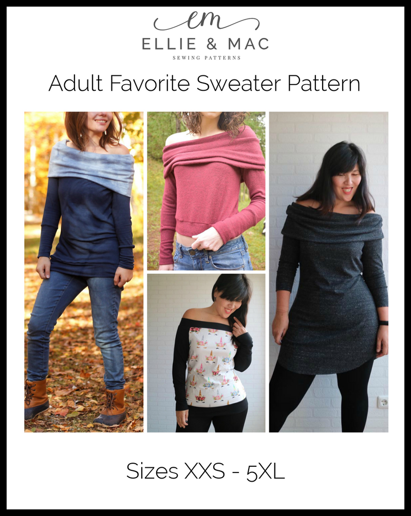Favorite Sweater Pattern