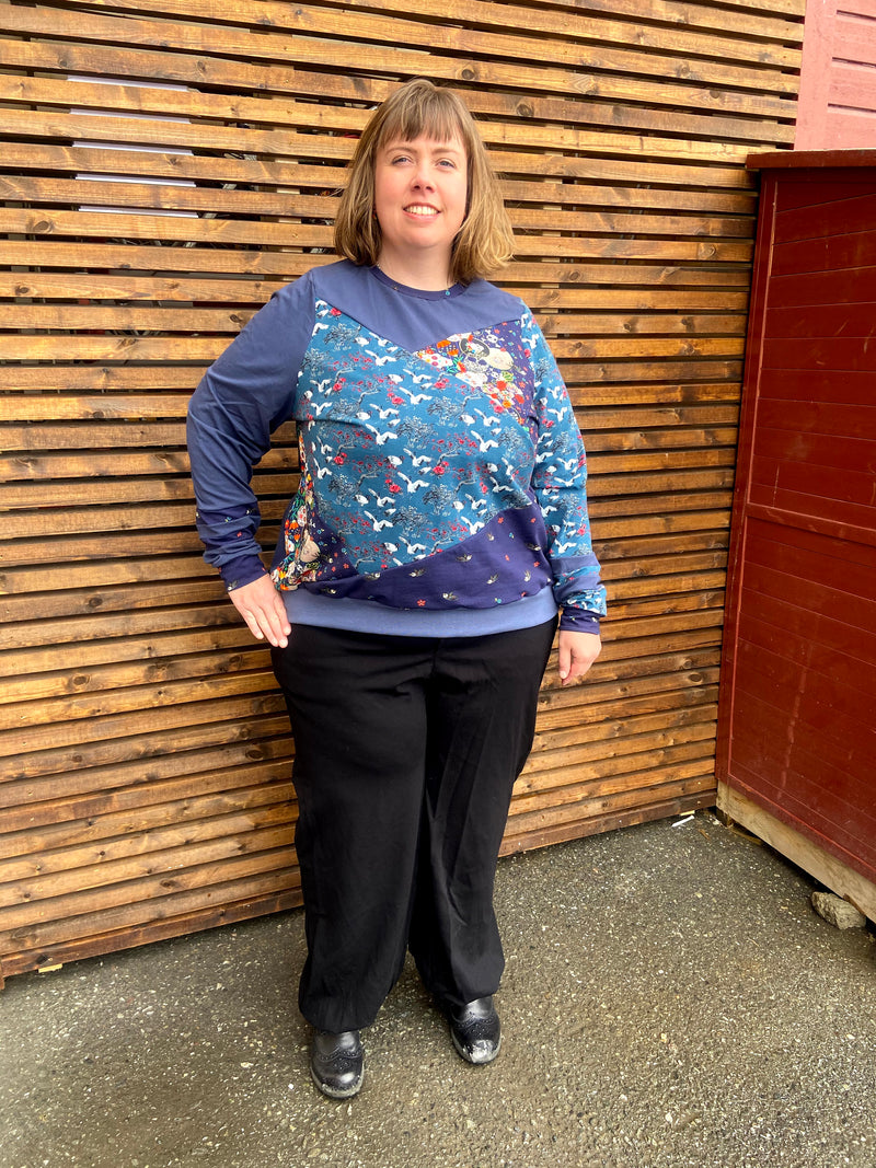 Sew Scrappy Top Pattern