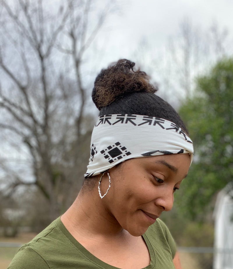 Ear Warmer Headband Pattern (with Button Option for Medical Masks)