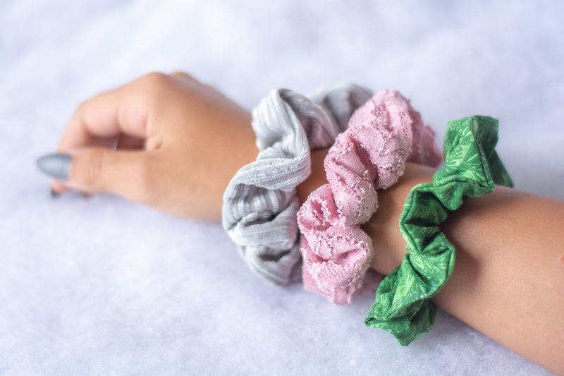 Hair Scrunchie Pattern