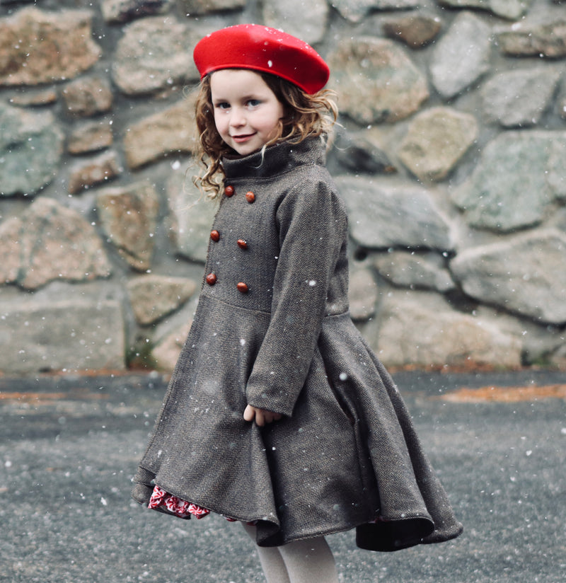 Kids Duchess Jacket Pattern