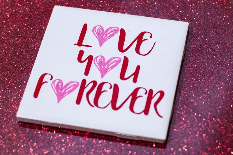 Love You Forever Cutting File