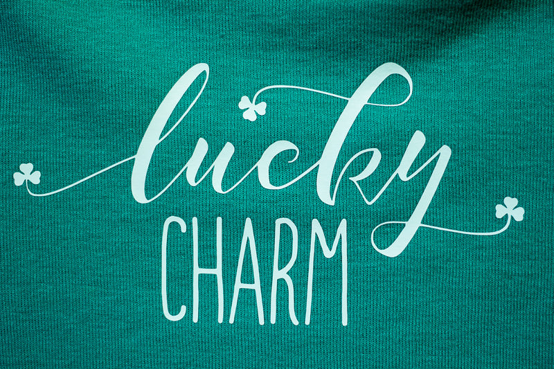Lucky Charm Cut File