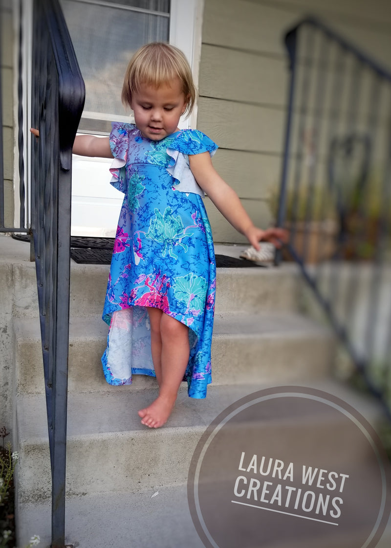 Kids Be Dreamy Dress Pattern
