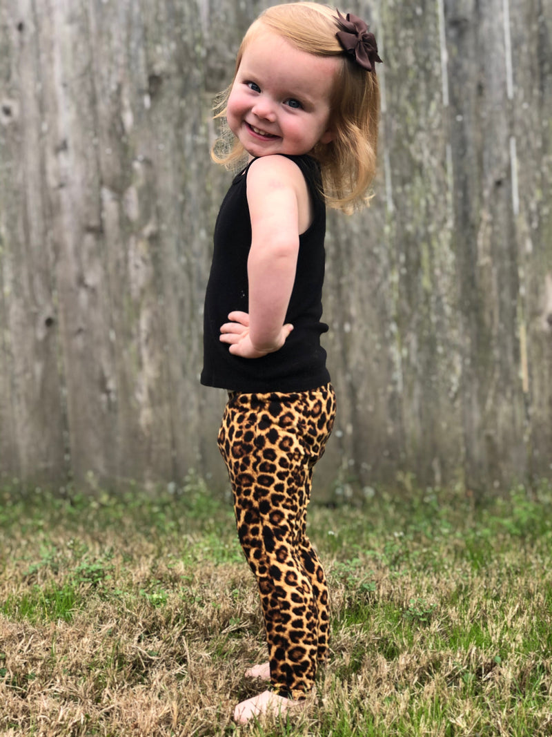 Kids Sunshine Leggings Pattern
