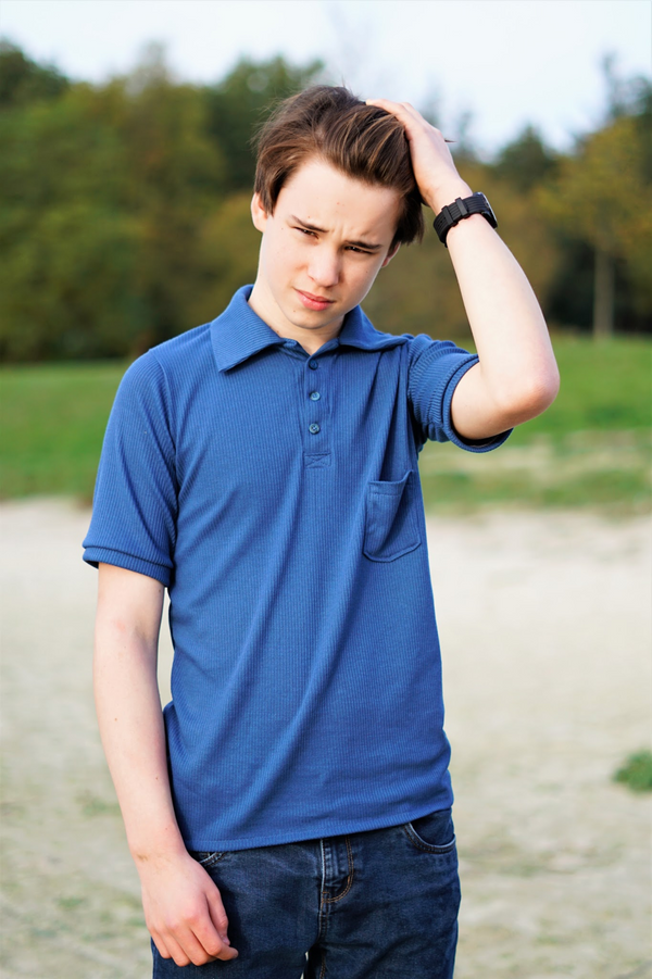 Kid's Preppy Polo Pattern