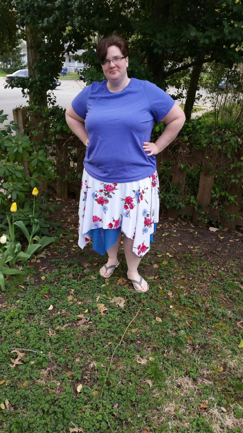 Child & Adult Jersey Skirt Pattern Bundle