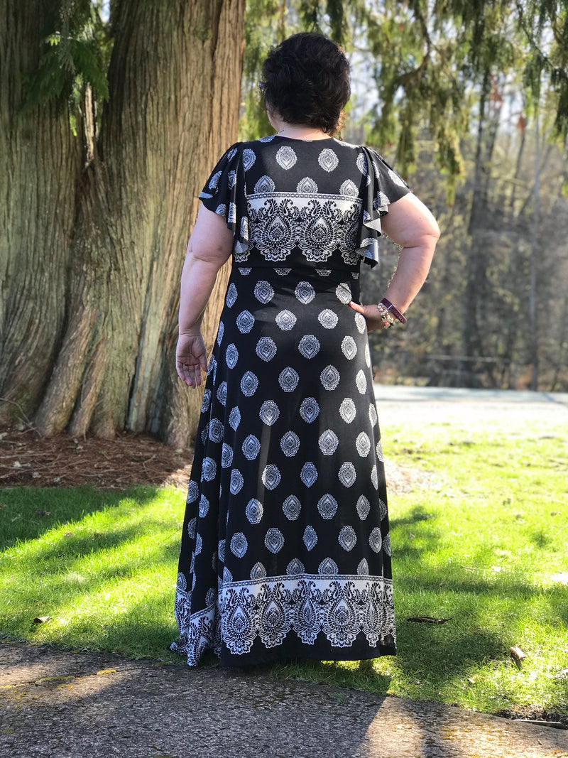 Be Dreamy Dress Pattern (adult)
