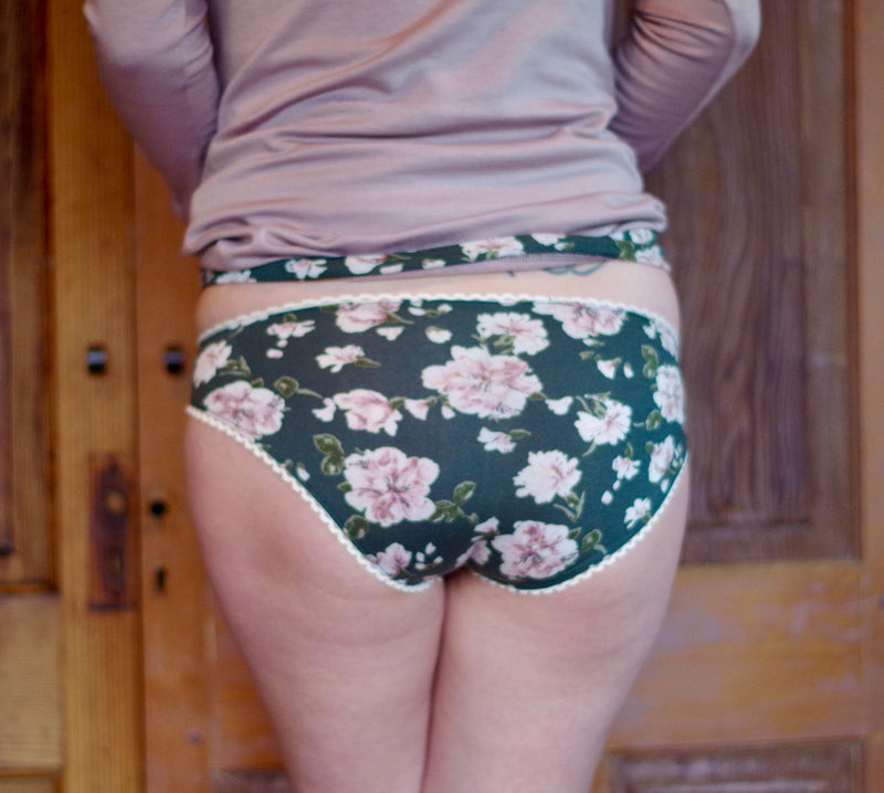 Feel Frisky Panties Pattern