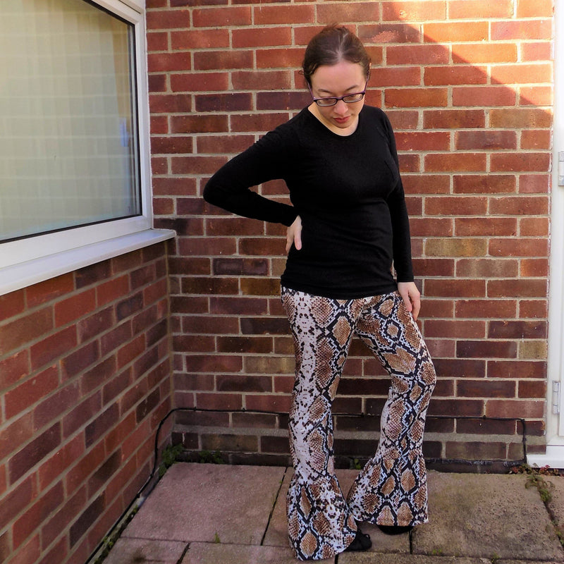 Not So Basic Pants Pattern