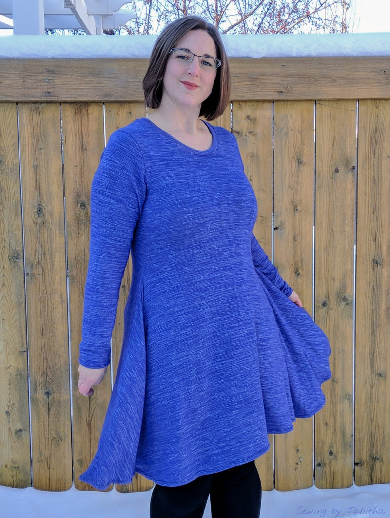 Sweetie Pie Tunic & Dress Pattern Adult