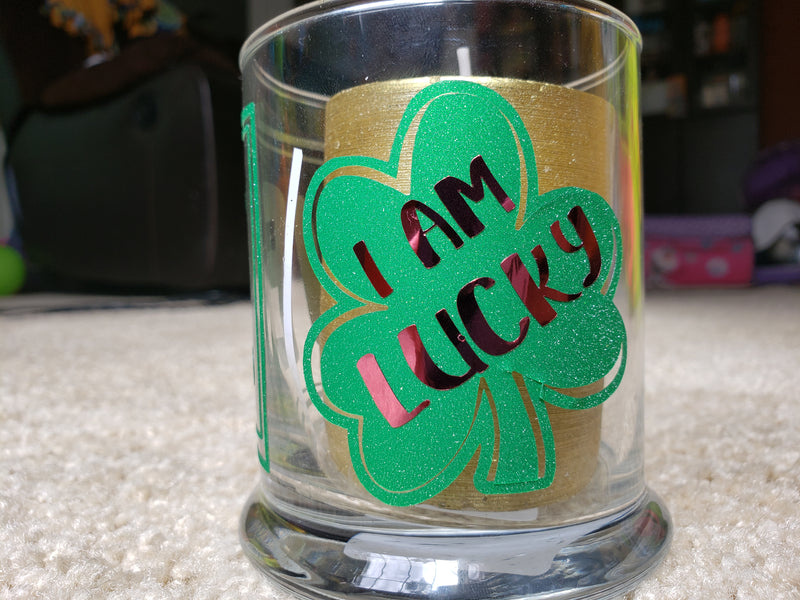 I am Lucky Cut File