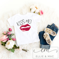 Kiss Me Cut File