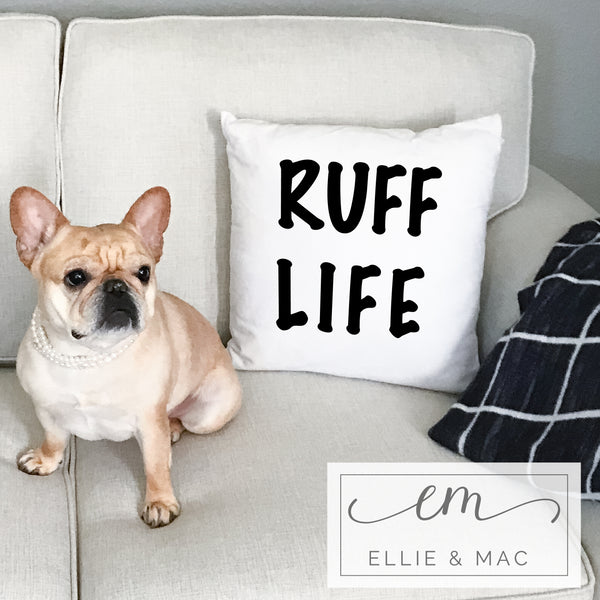 Ruff Life Cut File