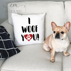 I Woof You Cutting File