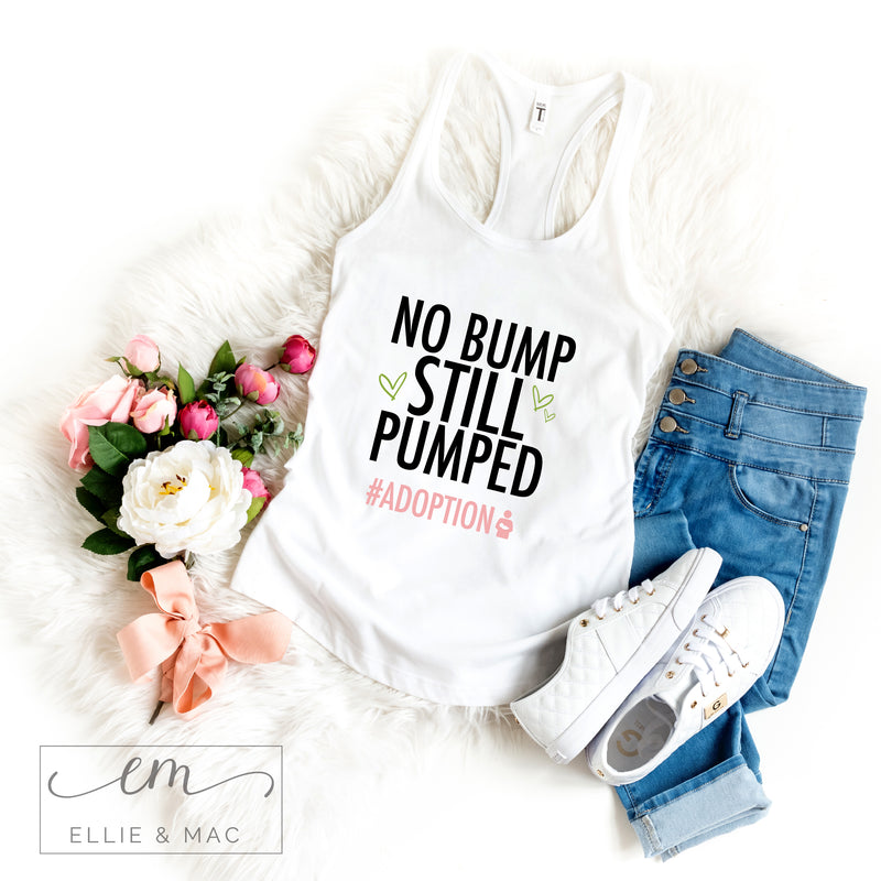 No Bump Still Pumped Cut File