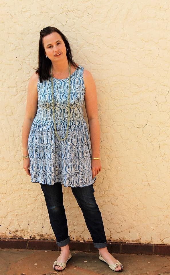 Women's Sunny Day Tunic & Dress Pattern