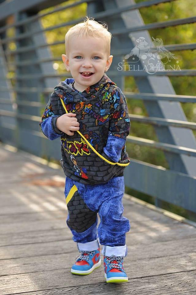 Unisex Undercover Hoodie Pattern - Ellie and Mac, Digital (PDF) Sewing Patterns | USA, Canada, UK, Australia