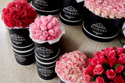 Luxury - Fresh Hot Pink Roses