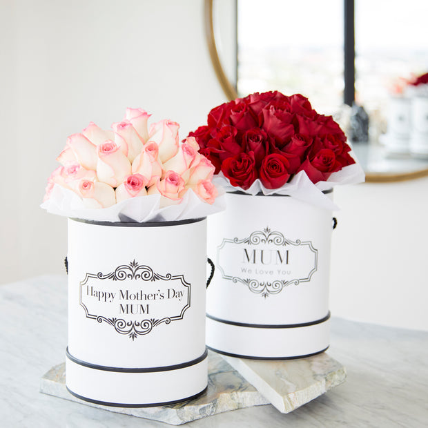 Luxury - Fresh Red Roses
