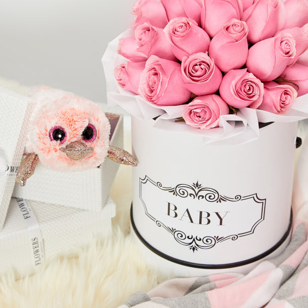Luxury - Fresh Pink Roses