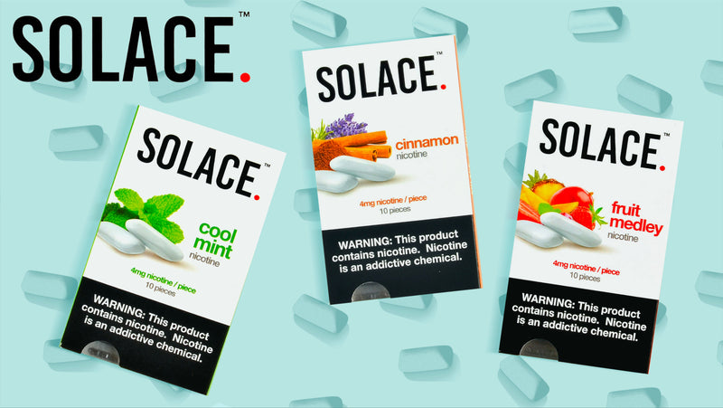 Solace Nic Gum Review: Another way to get nicotine