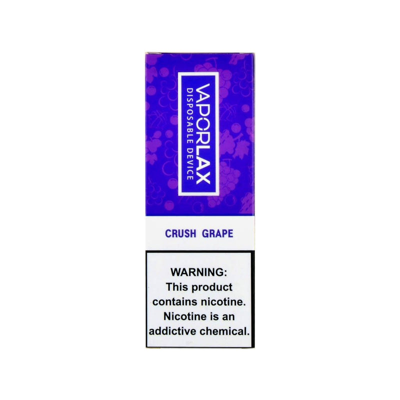VaporLax Disposable Vape 6.5mL - Disposables Vape